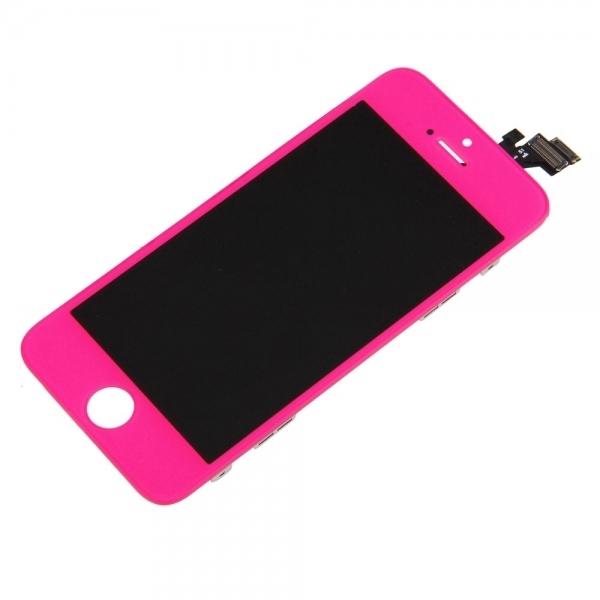 LCD Pantalla&Tactil para iPhone 5 Rose_ Celcentro ...