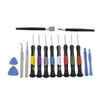 16-Piece Precision Repair Tool Kit