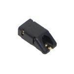 Audio Conector Auricular Conector para LG Optimus L3 E400
