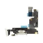 Auricular Conector Flex para iPhone 6 Plus blanco