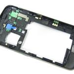 Carca central para Samsung GT-I9250 Galaxy Nexus Titanium