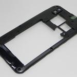 Carcasa central para LG Optimus negro P970 negro