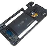 Carcasa central para Nokia Lumia 625 negro