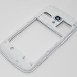 Carcasa central  para Samsung GT-I8160 Galaxy Ace 2 blanco