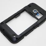 Carcasa central para Samsung GT-S6802 Galaxy Ace Duos negro