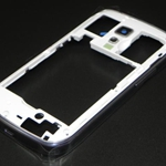 Carcasa central para Samsung GT-S7562 Galaxy S Duos negro