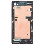 Front Housing para HTC Desire 600 negro