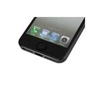 Home Boton exterior para iPhone 5C negro