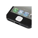 Home Boton exterior para iPhone 5C blanco