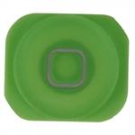 Home Boton para iPhone 5 verde