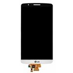 LG Optimus G3 Pantalla Digitizer Tactil  para LG 3D850D855 blanco