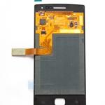 LCD Pantalla&Tactil para Samsung GT-I8350 Omnia W negro