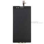 LCD Pantalla&Tactil para Sony Xperia T2 Ultra  negro