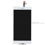 LCD Pantalla&Tactil para Sony Xperia T2 Ultra  blanco
