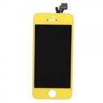 LCD Pantalla&Tactil para iPhone 5 amarillo