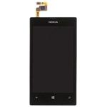 Pantalla&Tactil&Front Housing para Nokia Lumia 520 negro