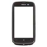 Pantalla&Tactil&Front Housing para Nokia Lumia 610 negro