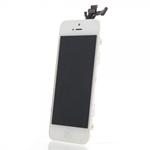 Pantalla&Tactil&Home Boton para iPhone 5 blanco