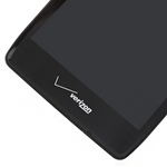 Pantalla&Tactil&Marco(Motorola&Verizon Logo) para Motorola Droid Razr HD XT925 negro