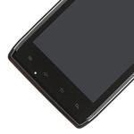 Pantalla&Tactil&Marco(Sin Any Logo) para Motorola Droid RAZR MAXX  gris