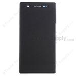 Pantalla&Tactil&Marco(Sony Logo) para Sony Xperia Z1S C9616  negro