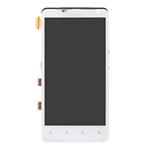 Pantalla&Tactil&Marco(With AT&T Logo) para HTC Vivid  blanco