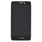 Pantalla&Tactil&Marco(With Motorola&Verizon Logo) para Motorola Droid Razr HD XT926 negro