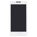 Pantalla&Tactil&Marco(With Motorola&Verizon Logo) para Motorola Droid Razr HD XT926 blanco