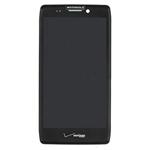 Pantalla&Tactil&Marco(With Motorola&Verizon Logo) para Motorola Droid Razr MAXX HD negro