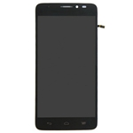Pantalla&Tactil&Marco para Alcatel One Touch Idol X OT-6040A  negro