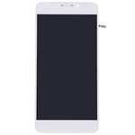 Pantalla&Tactil&Marco para Alcatel One Touch Idol X OT-6040A  blanco