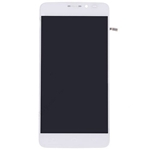 Pantalla&Tactil&Marco para Alcatel One Touch Idol X OT-6040D  blanco