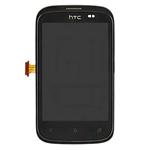 Pantalla&Tactil&Marco para HTC Desire C negro