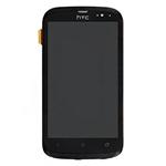 Pantalla&Tactil&Marco para HTC Desire V T328W negro