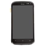 Pantalla&Tactil&Marco para HTC Desire X negro