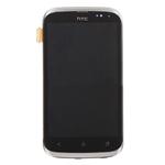 Pantalla&Tactil&Marco para HTC Desire X blanco