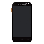 Pantalla&Tactil&Marco para HTC Droid Incredible 4G LTE negro