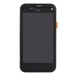 Pantalla&Tactil&Marco para HTC Incredible S (G11) negro
