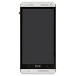 Pantalla&Tactil&Marco para HTC One blanco