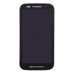 Pantalla&Tactil&Marco para Motorola Moto E XT1022 negro