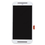 Pantalla&Tactil&Marco para Motorola Moto G2  blanco