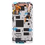 Pantalla&Tactil&Marco para Motorola Moto X (2nd Gen) XT1096 (Verizon)  blanco