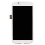 Pantalla&Tactil&Marco para Motorola Moto X XT1058 (AT&T)  blanco
