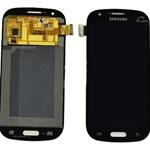 Pantalla&Tactil&Marco para Samsung GT-I8730 Galaxy Express gris