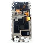 Pantalla&Tactil&Marco  para Samsung S4 Mini I9195 blanco