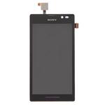 Pantalla&Tactil&Marco para Sony Xperia C S39h  negro