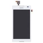 Pantalla&Tactil&Marco para Sony Xperia C S39h  blanco