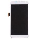 Pantalla&Tactil&Middle Marco para Motorola Moto X XT1058 (AT&T)  blanco