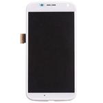 Pantalla&Tactil&Middle Marco para Motorola Moto X XT1060 (Verizon) blanco