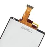 Pantalla&Tactil(Sony Logo) para Sony Xperia ZL L35h  blanco